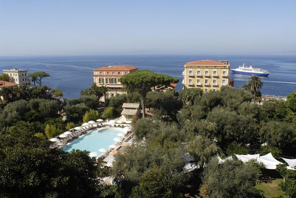 Grand Hotel Excelsior Vittoria, Sorrento Image 21