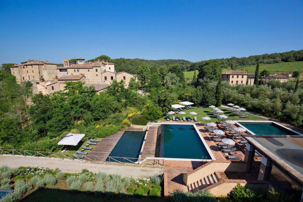 Castel Monastero, Castelnuovo Berardenga Image 3
