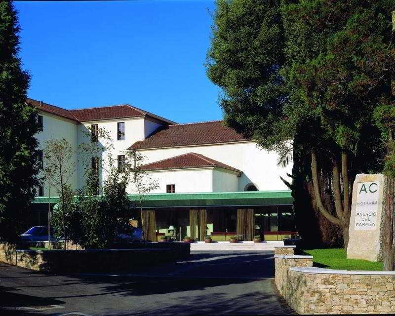 Ac Hotel Palacio Del Carmen, Santiago De Compostela Image 22