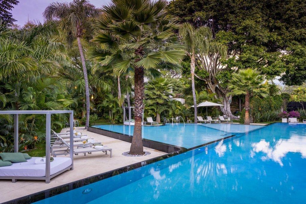 Anticavilla Hotel, Cuernavaca Image 0