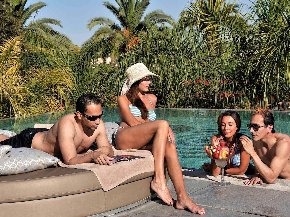 Sofitel Marrakech Lounge And Spa, Marrakech Image 38
