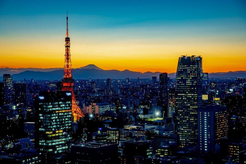 Park Hotel Tokyo Image 35
