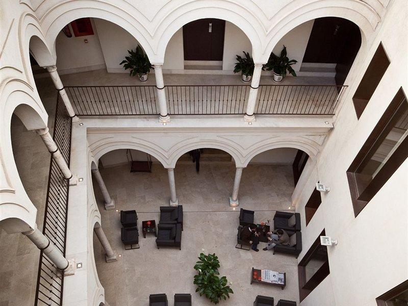 Hotel Posada Del Lucero Seville Image 0