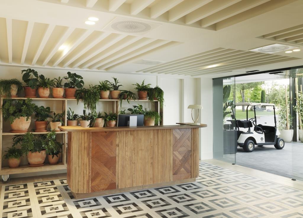 Hotel Camiral, Caldes De Malavella Image 12
