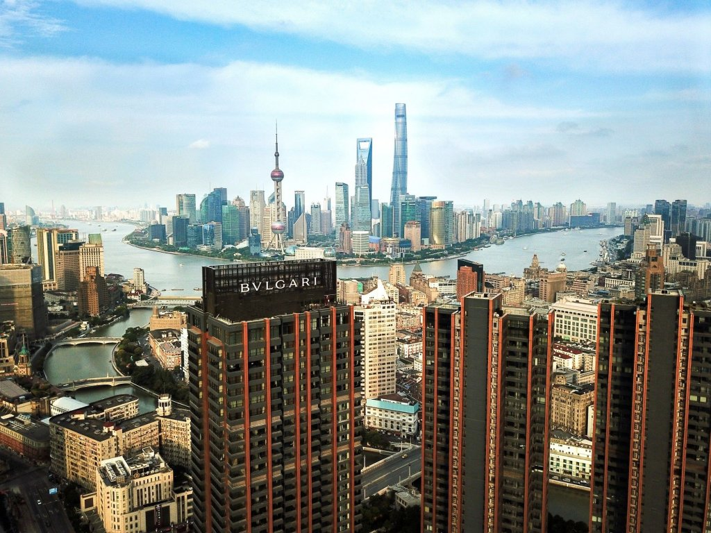Bulgari Hotel Shanghai Image 16