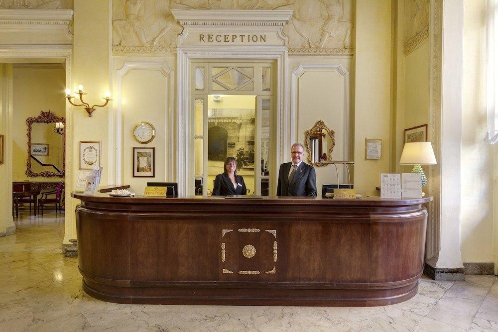 Grand Hotel Et Des Palmes, Palermo Image 10
