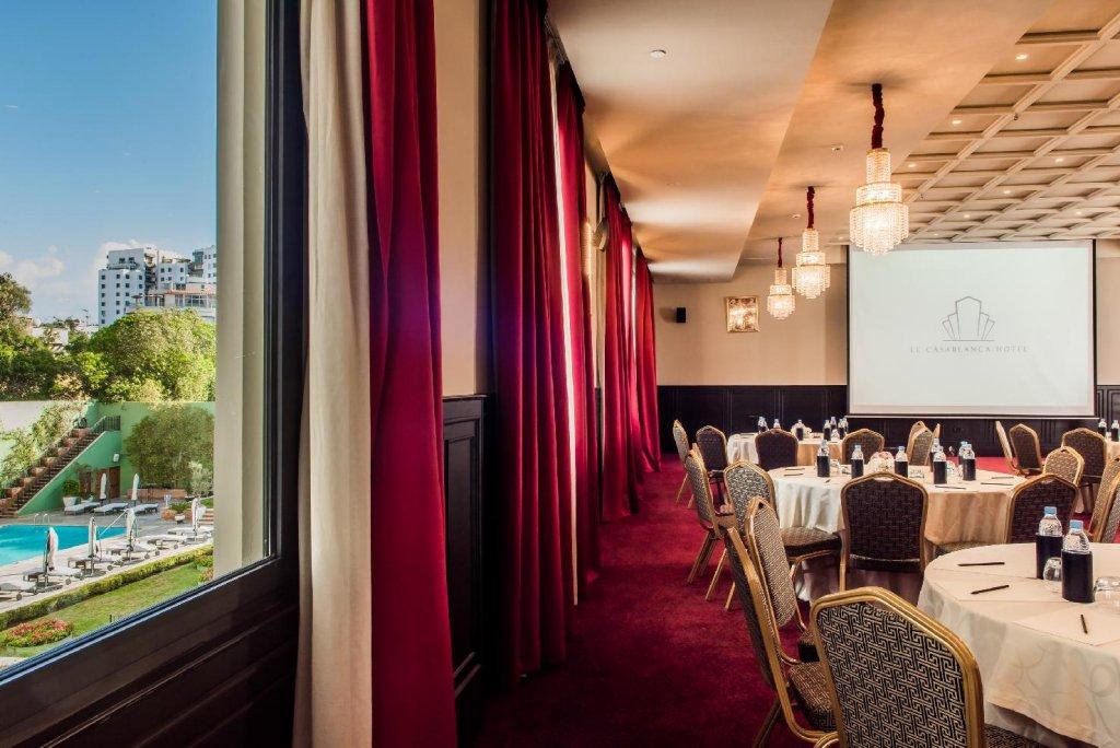 Le Casablanca Hotel Image 47