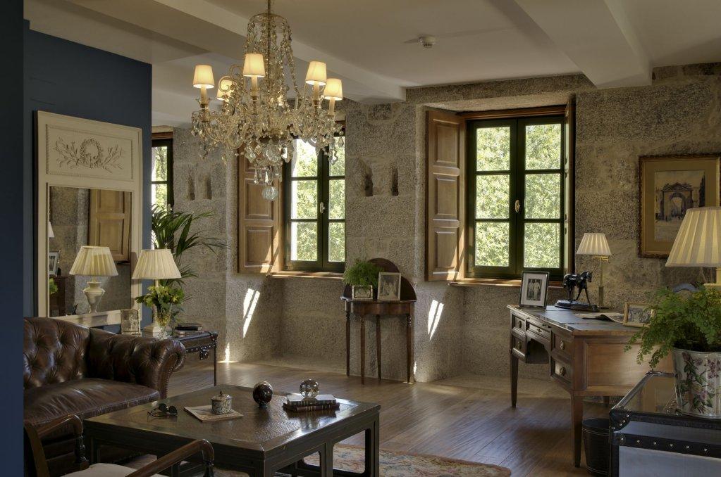 Hotel Spa Relais & Chateaux A Quinta Da Auga, Santiago De Compostela Image 8
