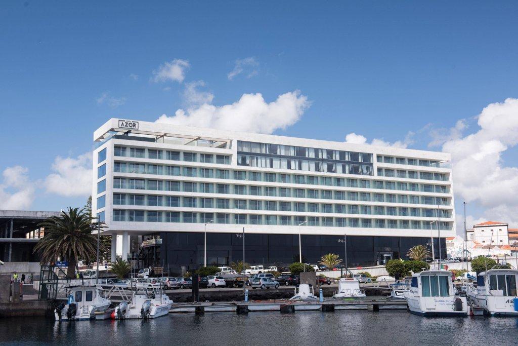 Azor Hotel, Ponta Delgada, Sao Miguel, Azores Image 21