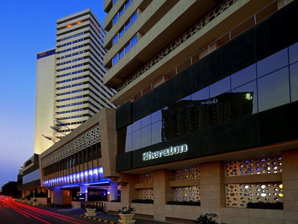 Sheraton Cairo Hotel Towers And Casino Image 16