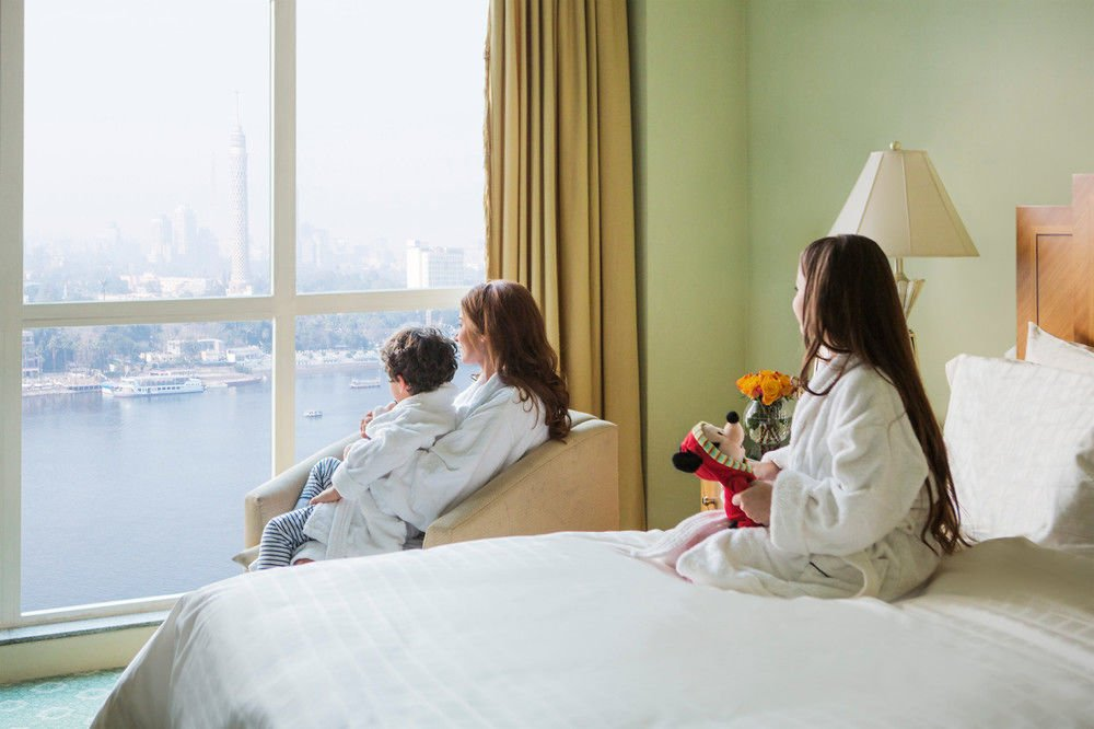Four Seasons Hotel Cairo At Nile Plaza Image 24