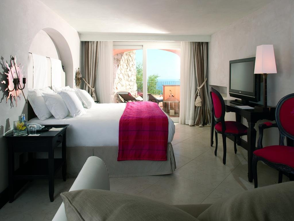 Hotel Punta Tragara, Capri Image 6