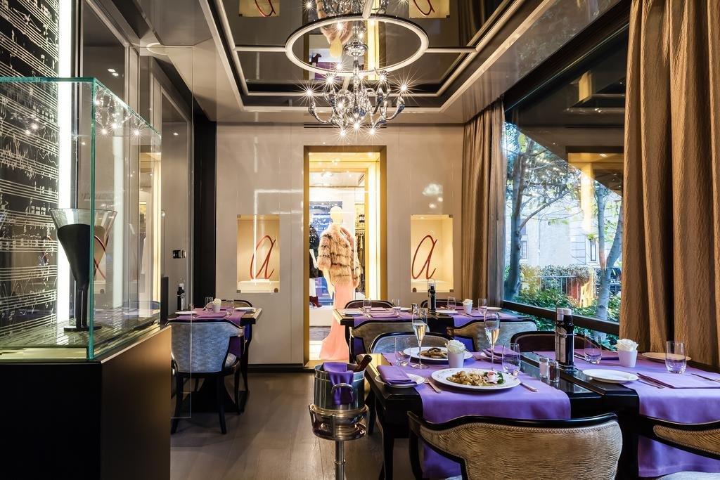 Baglioni Hotel Carlton, Milan Image 3