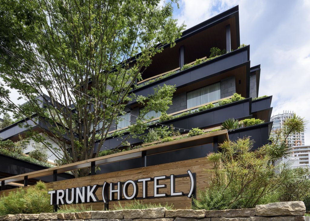 Trunk Hotel, Tokyo Image 0