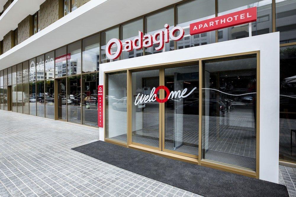 Aparthotel Adagio Casablanca City Center Image 18