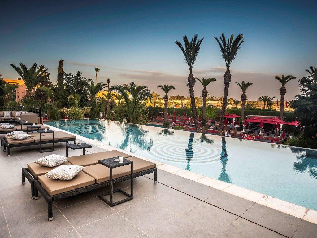 Sofitel Marrakech Lounge And Spa, Marrakech Image 24