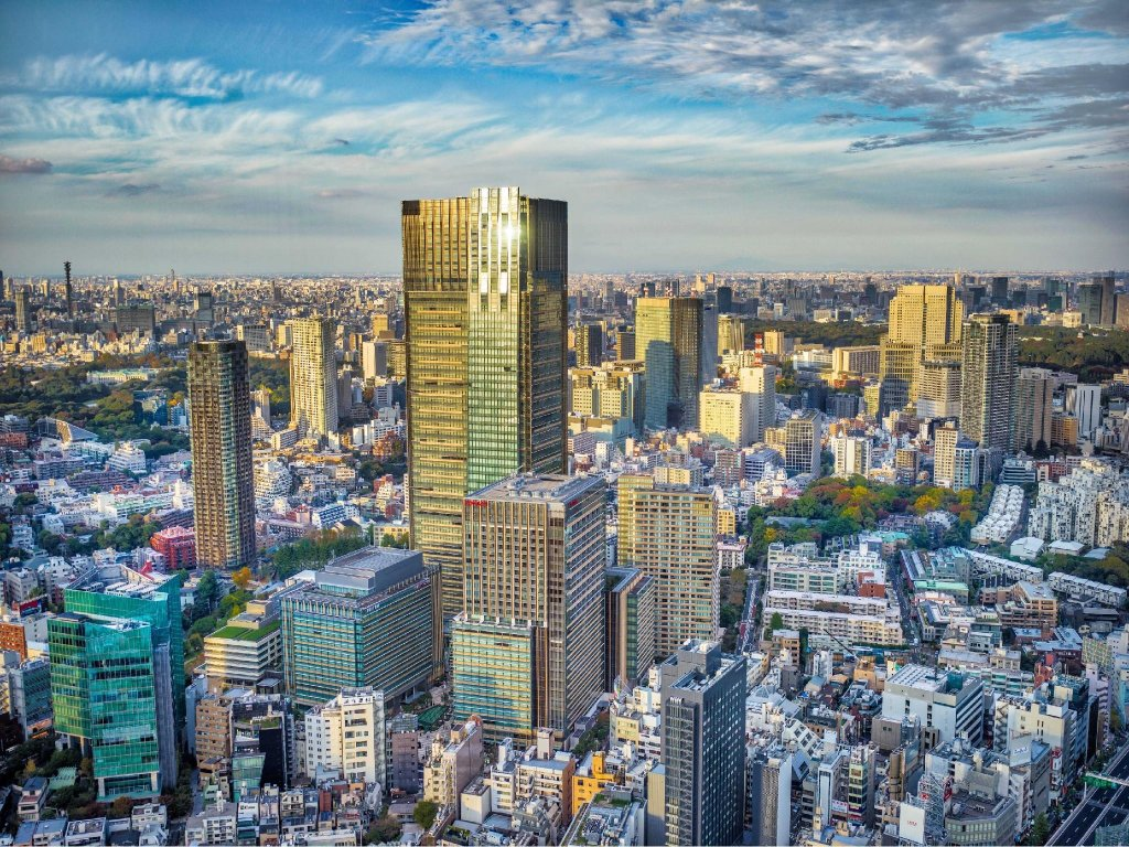 The Ritz-carlton, Tokyo Image 43