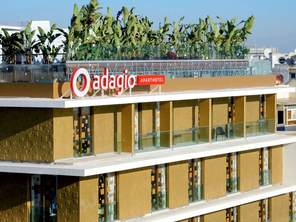 Aparthotel Adagio Casablanca City Center Image 37