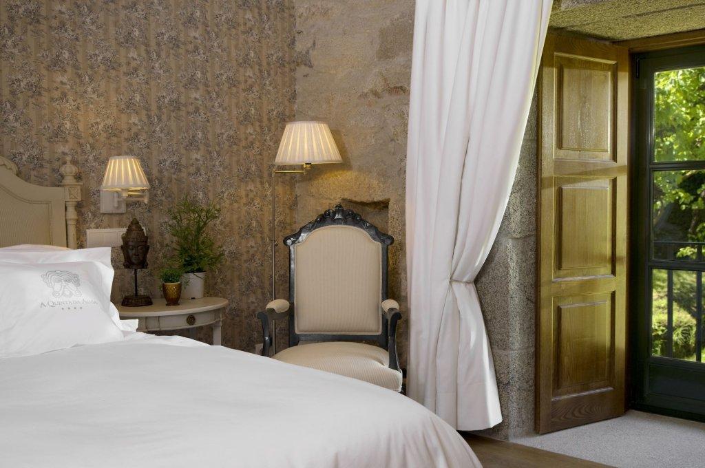 Hotel Spa Relais & Chateaux A Quinta Da Auga, Santiago De Compostela Image 11