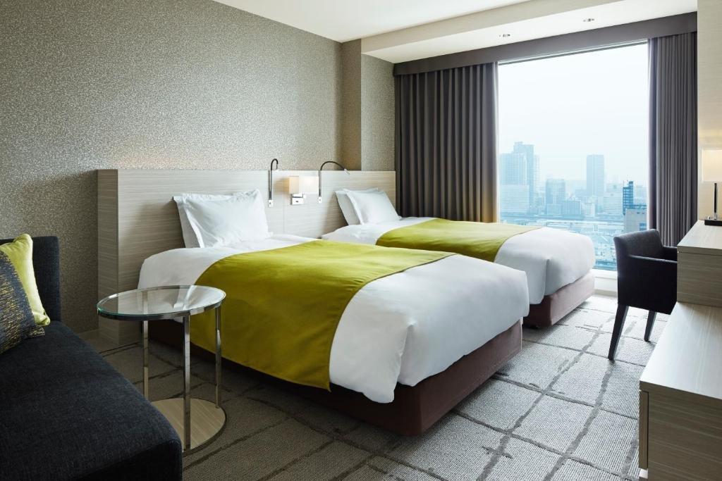 Mitsui Garden Hotel Ginza Premier, Tokyo Image 4