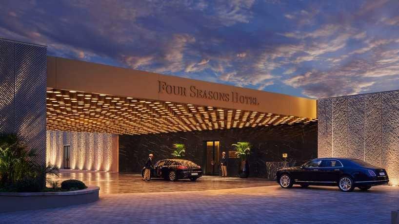 Four Seasons Hotel Casablanca Image 16