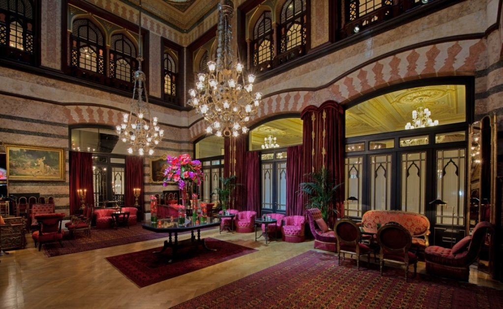 Pera Palace Hotel, Istanbul Image 2