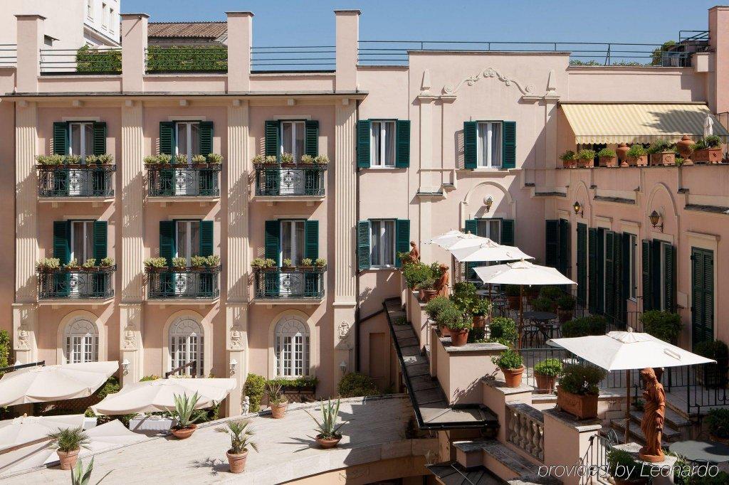 Rocco Forte Hotel De La Ville Image 0