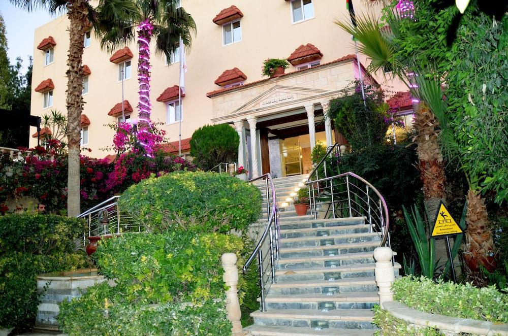 Amra Palace Hotel, Petra Image 4