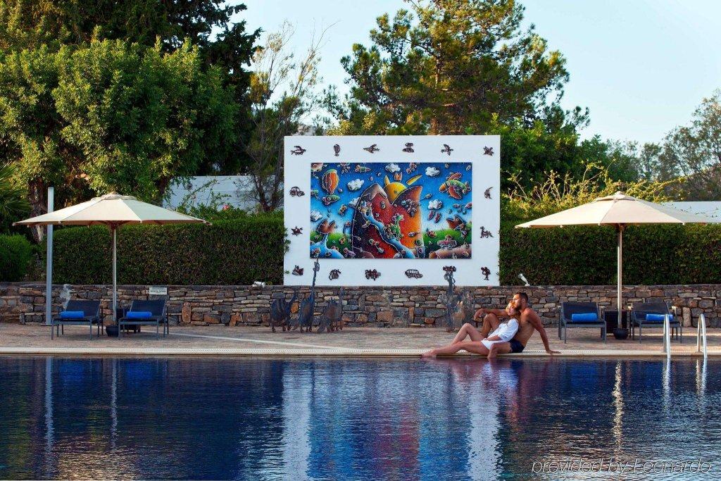 Minos Beach Art Hotel, Agios Nikolaos, Crete Image 7