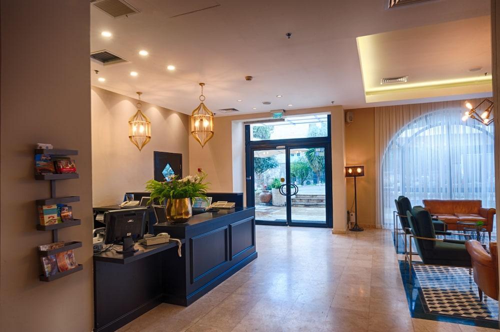 Eldan Hotel Jerusalem Image 3