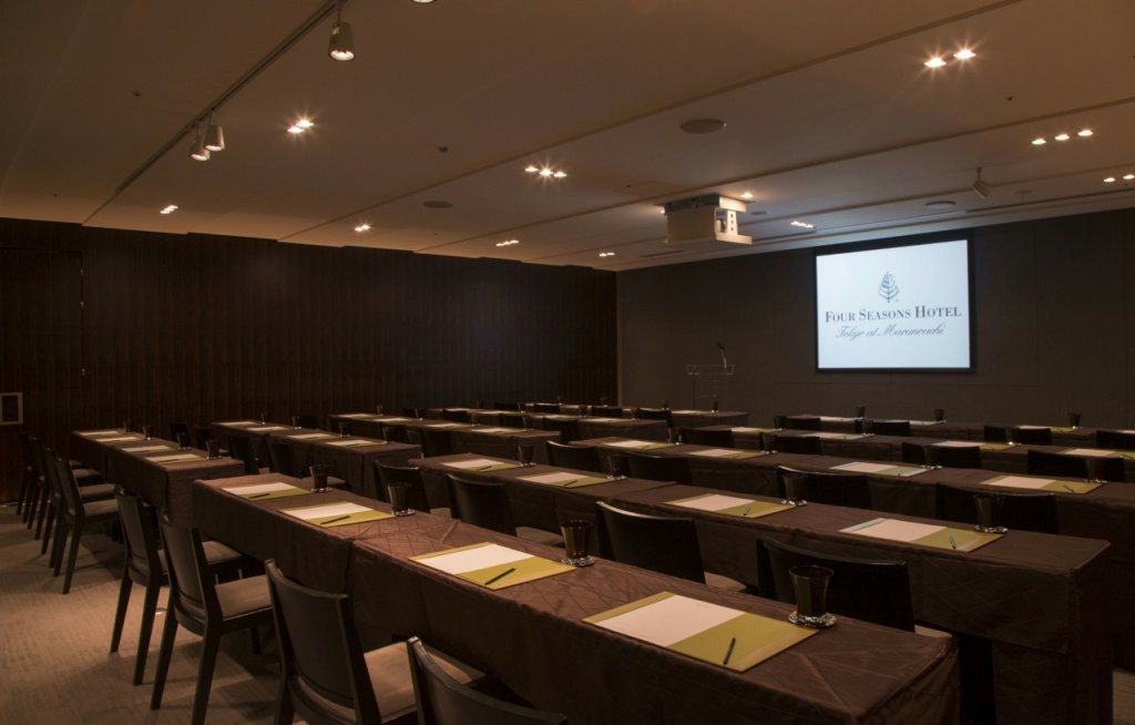 Four Seasons Hotel Tokyo At Marunouchi Image 41