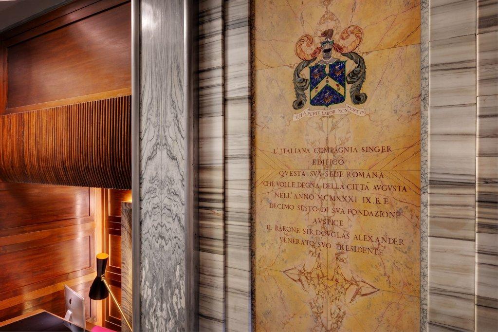 Singer Palace Hotel, Rome Image 6