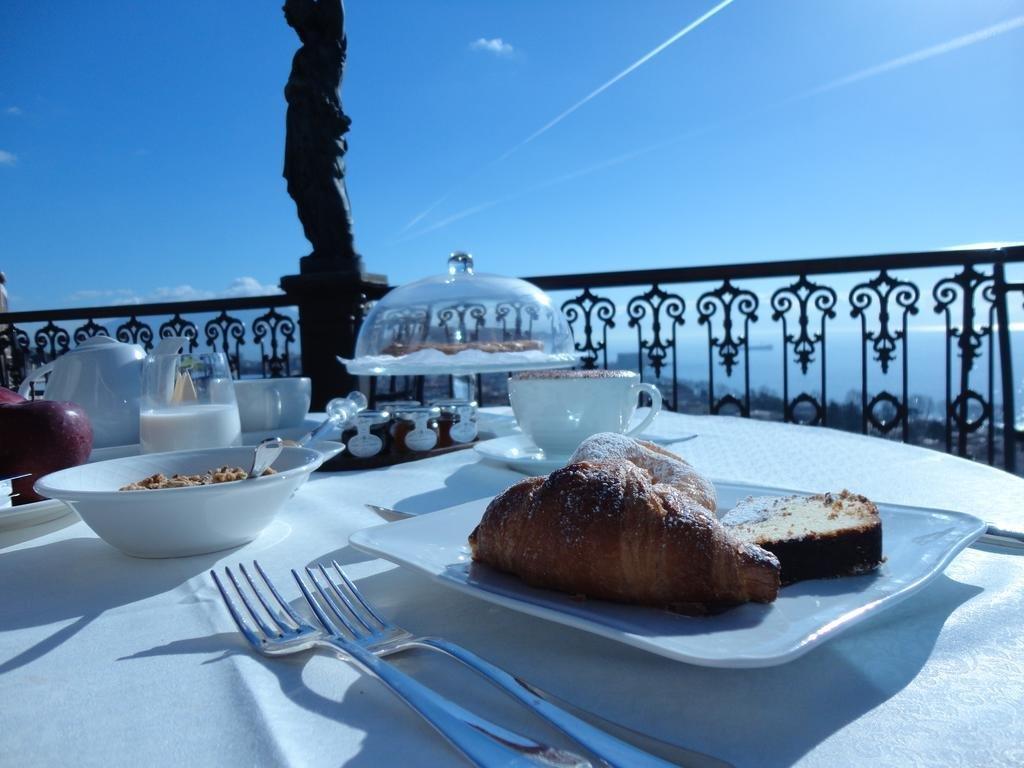 Grand Hotel Parker's, Chiaia, Naples Image 6