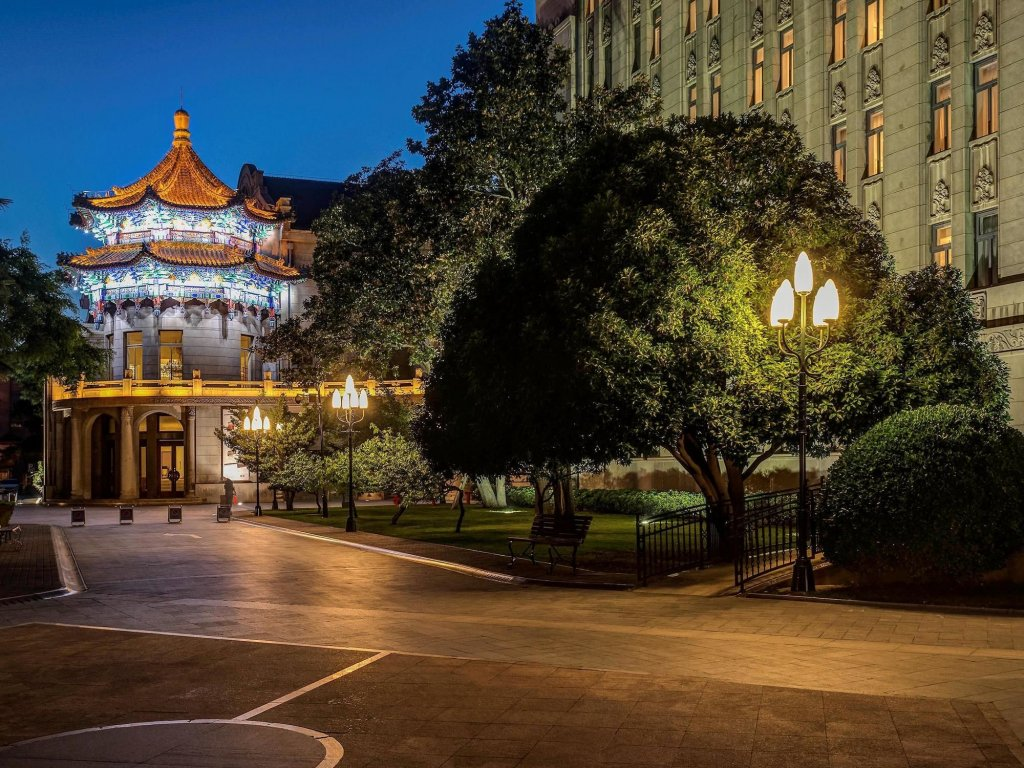 Sofitel Legend People's Grand Hotel Xian Image 23