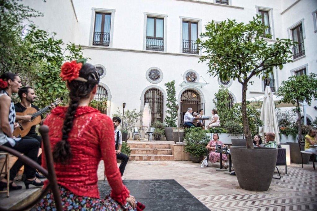 Hotel Palacio De Villapanes, Seville Image 14
