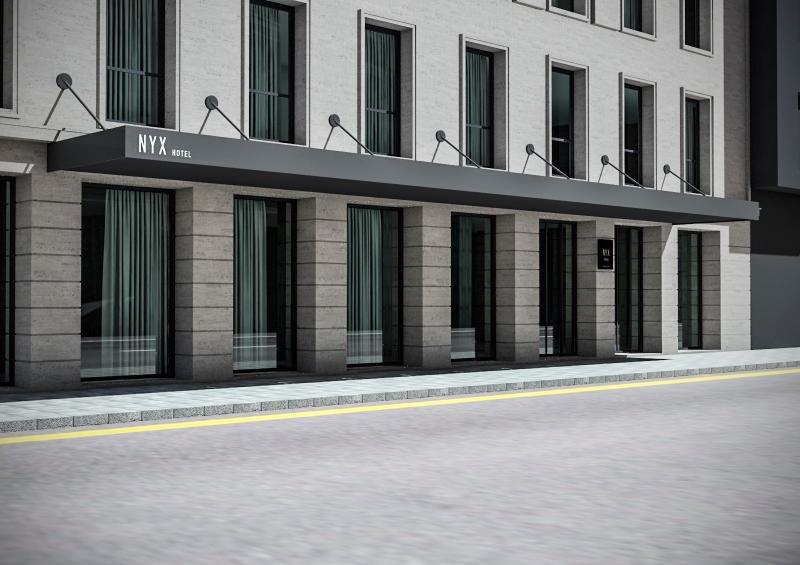 Nyx Hotel Bilbao By Leonardo Hotels Image 18