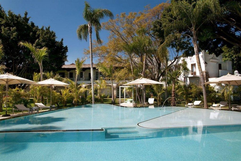 Anticavilla Hotel, Cuernavaca Image 31