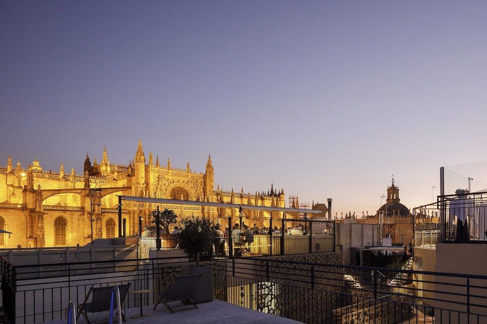 Eme Catedral Hotel, Seville Image 24