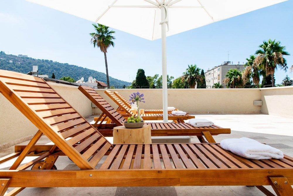 The Schumacher Hotel Haifa Image 12