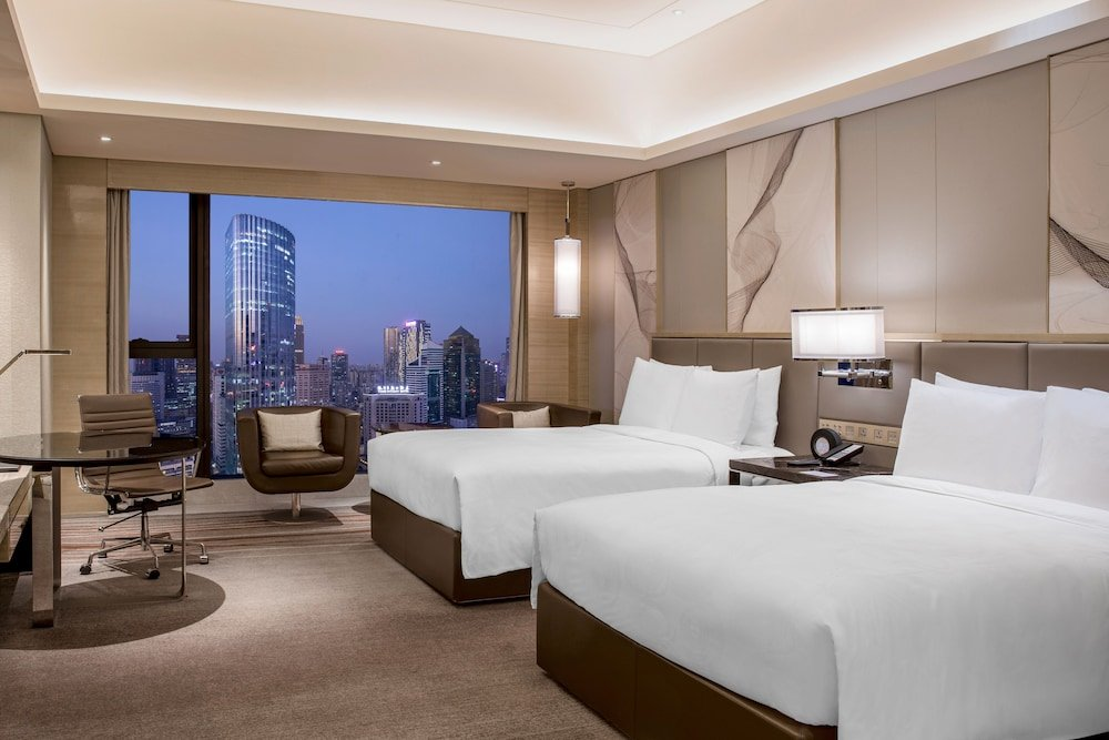 Jw Marriott Hotel Chengdu Image 31