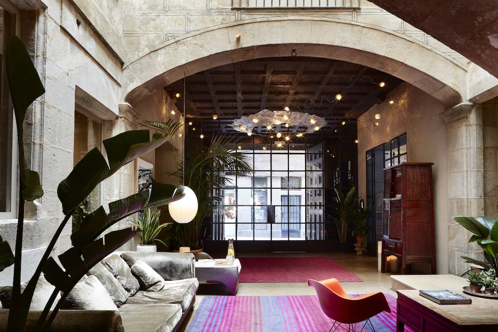 Hotel Neri Relais & Chateaux, Barcelona Image 8