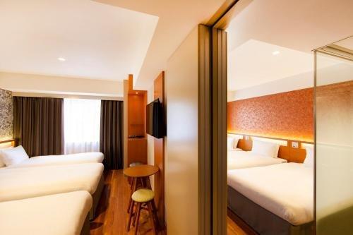 Karaksa Hotel Grande Shin-osaka Tower, Osaka Image 20