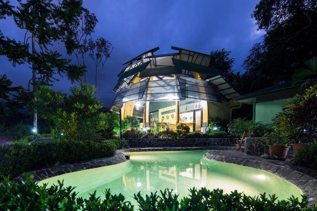 Yabá Chiguí Lodge, Uvita Image 0