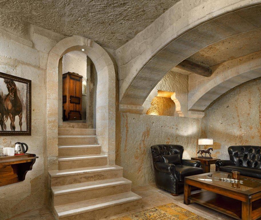 Seraphim Cave Hotel, Mustafapasa Image 6