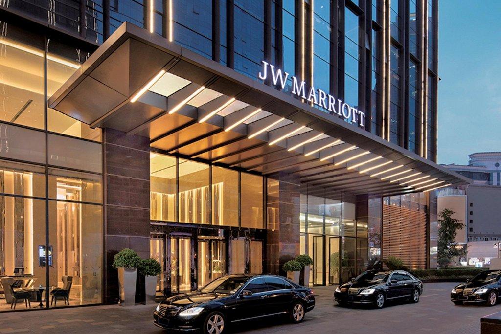 Jw Marriott Hotel Chengdu Image 28