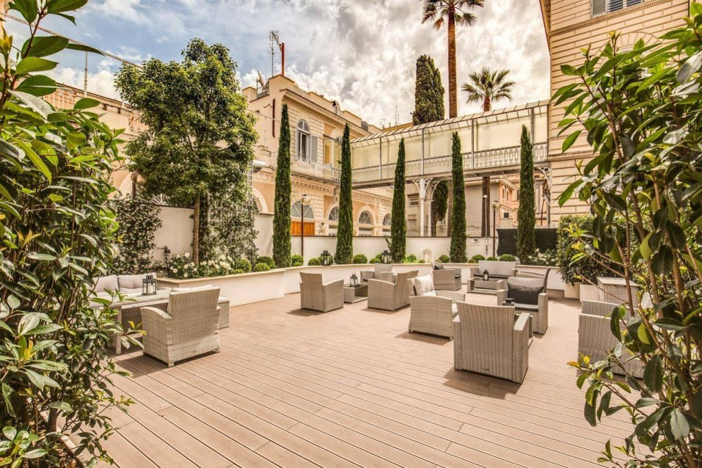 The Liberty Boutique Hotel, Rome Image 0