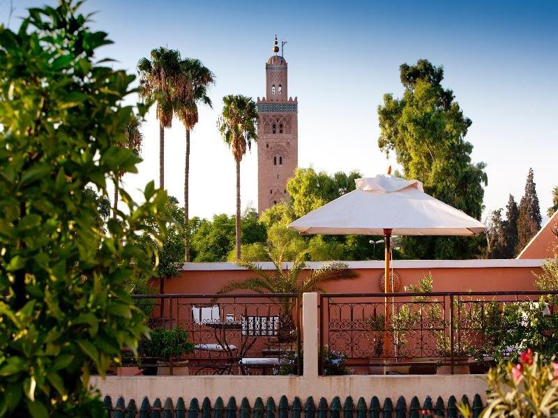 La Villa Des Orangers - Relais & Chateaux, Marrakech Image 13