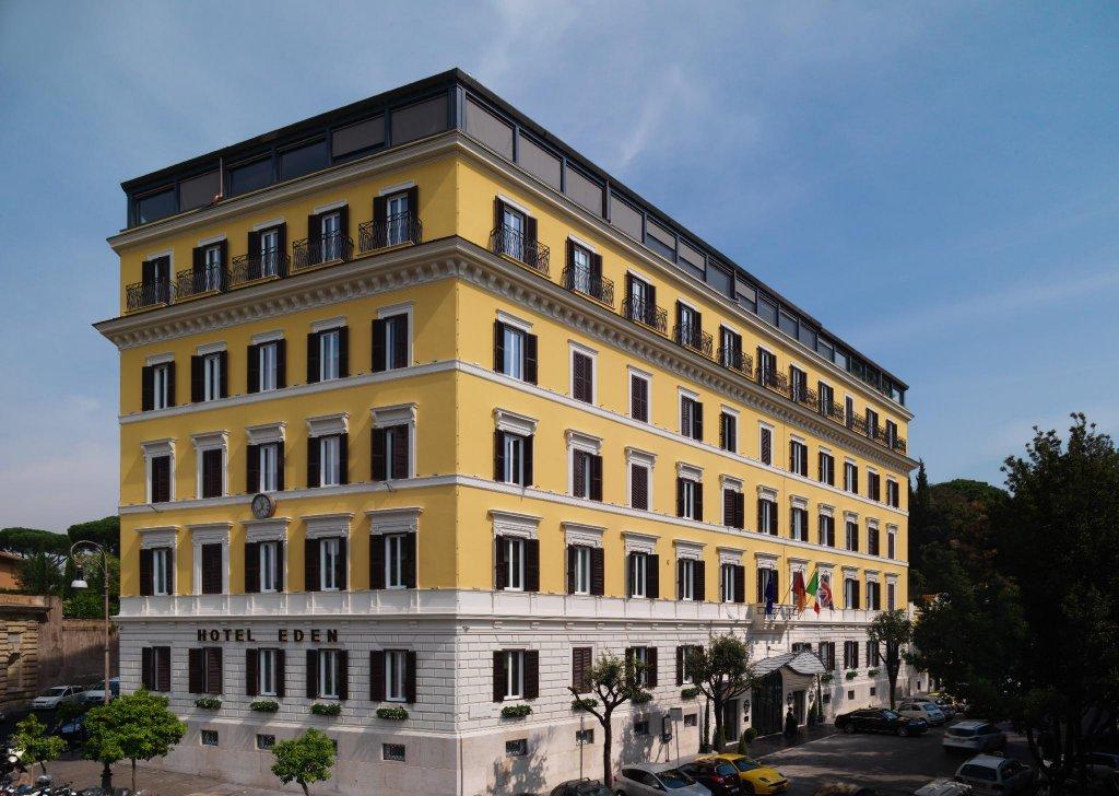 Hotel Eden - Dorchester Collection, Rome Image 3