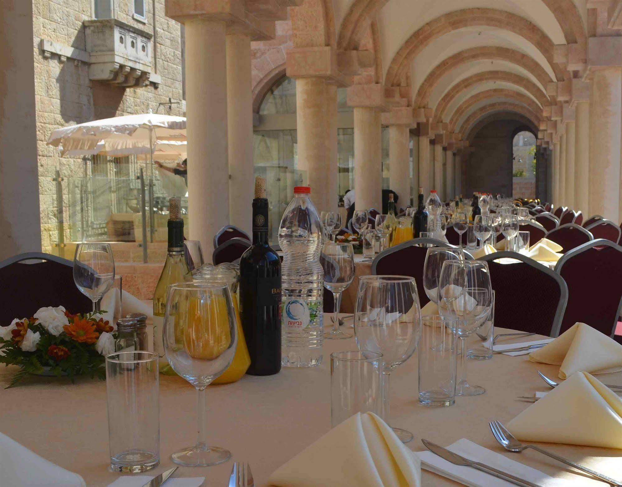 Ymca Three Arches Hotel, Jerusalem Image 19