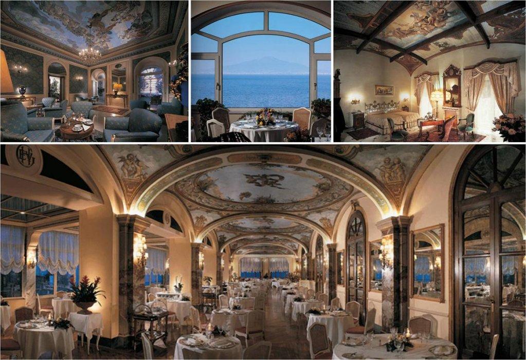 Grand Hotel Excelsior Vittoria, Sorrento Image 16